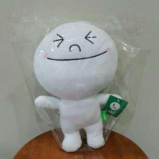 FREE*! Cute little Line plush toy. (30cm)