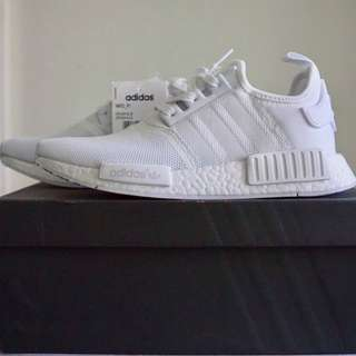 Women US 7.5 | Adidas NMD R1 Triple White |