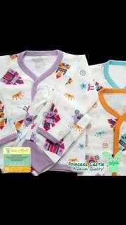 Baju kancing babyaruchi