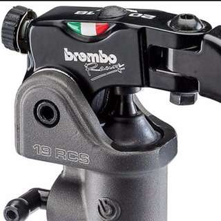 🇮🇹 Brembo RCS19 Brake Master Cylinder. •••••BEST BUY•••••  (While Stock Last)