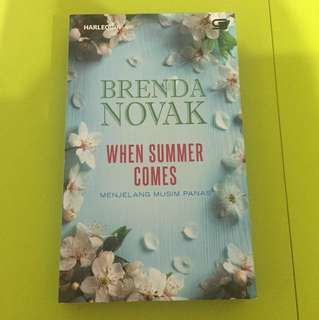 Brenda Novak - When Summer Comes