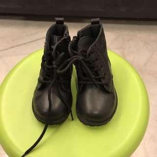 Boy High Cut Boots