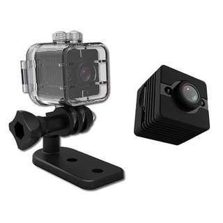 Latest SQ12 FHD 1080P Mini Camera Portable Mirco Recorder DVR Bike Online Digital Loop Video Camcorder