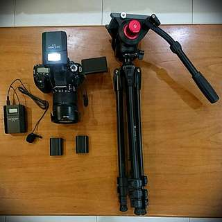 DSLR Video PACKAGE SET II-for rent