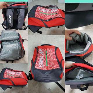 Badminton backpack