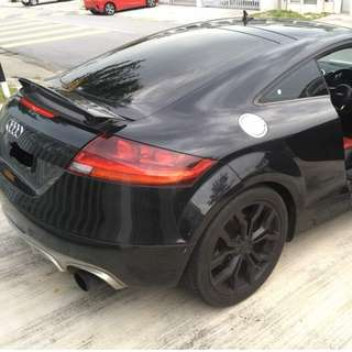 AUDI TT 2.0 TURBO STAGE 2! FOR RENTAL! CHEAP CHEAP!
