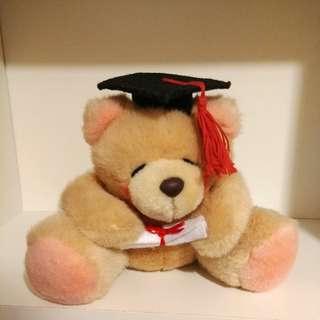Forever friends 畢業公仔 plush toy graduation