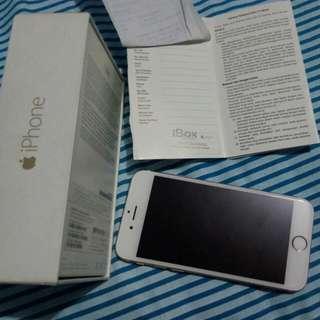 Iphone 6 ibox 16gb