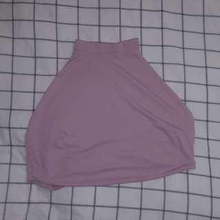 Size 14 Pink Halterneck Crop Top