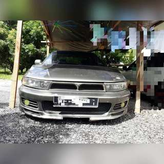Proton Perdana 2.0 (1995) Twin Turbo