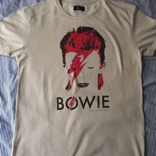 Vintage David Bowie Graphic Tee