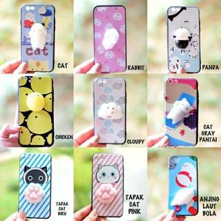 Iphone 5/5s Squishy Jelly ( Silicon ) Case