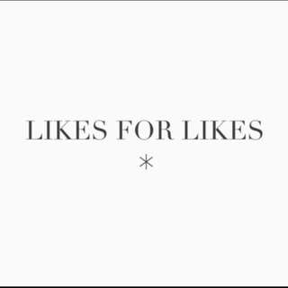 Like for Likes!!