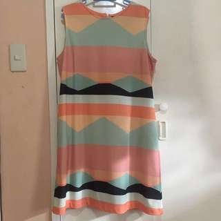 SM Woman dress large