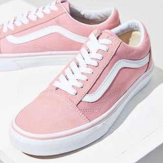 Pink Old Skool vans