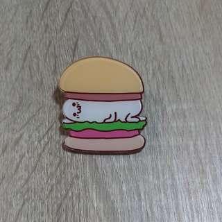 漢堡包扣章
