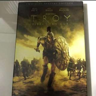 Troy Director's Cut Movie DVD