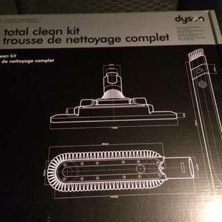 Dyson total clean kit