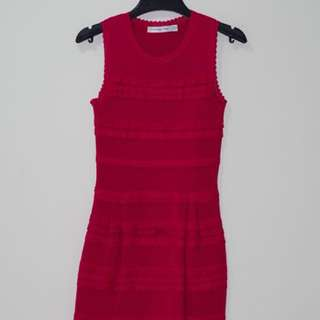#NYB50 Authentic Christian Dior Red Dress