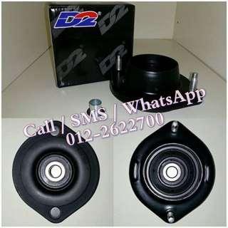 D2 Racing Front Absorber Bearing Mounting For Perodua Kancil / Kelisa / Kenari / Myvi / Viva / Alza