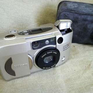 Nikon Lite Touch Zoom Auto Camera