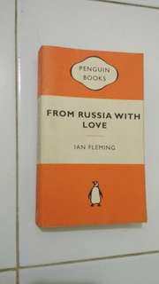 [Classics] From Russia With Love by Ian Flemming