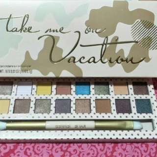 KYLIE | TAKE ME ON VACATION  EYESHADOW PALETTE