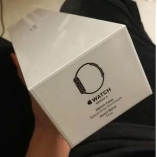 Apple Watch Series 3 Gray 38mm