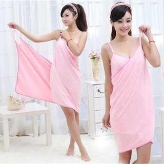 Sexy Dress Towel