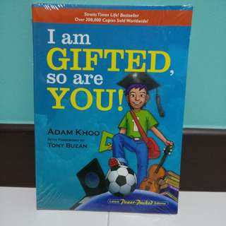 I am Gifted so are You! by Adam Khoo