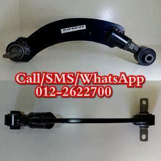 Rear Adjustable Camber Arm Kits Preve / Suprima S Rear Adjustable Camber Arm Kits