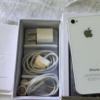 Iphone 4s 16gb factory unlocked