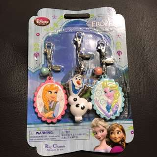 正貨Frozen Disneyland 鎖匙扣 (原價$68)