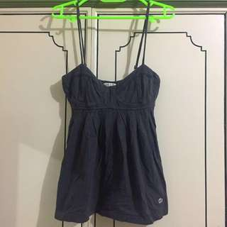 Billabong Bustier Baby Doll Top