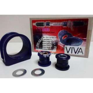 Silicon Steering Rack Bush KITS for Perodua ViVa