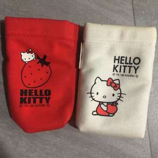 Hello Kitty Pouch - nds lite