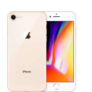 BRAND NEW! iPhone 8 Gold 64GB 📱