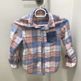 Zara Boy Shirt