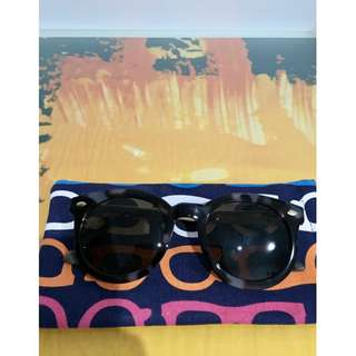 Tort / Rose Sunglasses