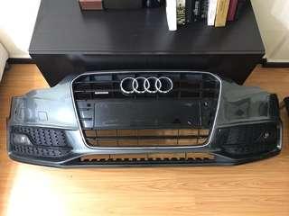 Audi A5 B8.5 front bumper