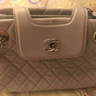 Chanel羊皮袋 99新