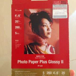PP-201 高光澤多用途相紙-photo paper plus glossy ll