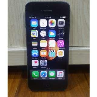 iPhone 5 16GB - Space Grey