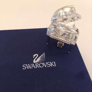 全新 Swarovski 鋼琴 水晶 擺設