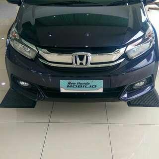 Mobil honda Mobilio E CVT NEW TDP HANYA 5 JT