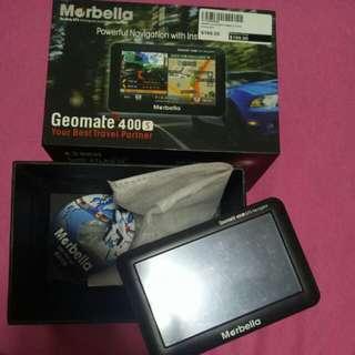 Morbella GPS Navigator