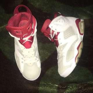 Jordan 6 retro size 10