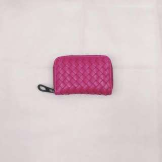 🚚 小方塊好可愛隨身包包/零錢包/證件包  (粉)#有超取最好買