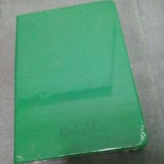Sealed Grab Notebook