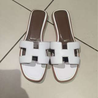 Hermes shoes replica